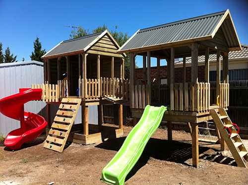 Kids Cubby House In Sydney Region Nsw At Country Cubbies